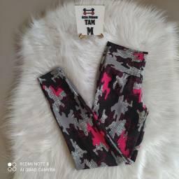 Promoção, leggings Cintura alta poliamida!!!