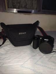 Câmera SemiProfissional Nikon L830
