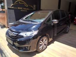 Honda Fit Ex-l 1.5 Cvt Flex, Único Dono, 39.000 km