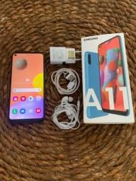 Samsung A11 64 gigas 8 Meses de comprado