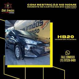 Hyundai HB 20 Sedan 1.0 Confort Plus 2014