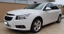 Cruze Sedan Automático perfeito estado único dono apenas 40.000km