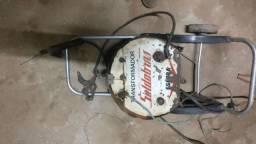 Solda elétrica (transformador) soldabras 150 amp