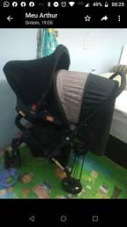 Carrinho e Bebê Conforto Voyage
