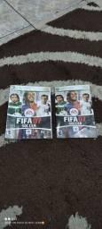 Título do anúncio: Capa e encarte ORIGINAL FIFA 07 Xbox