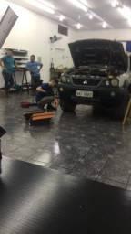 Eletricista automotivo  e estador de acessórios