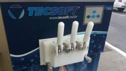 Maquina de sorvete Tecsoft Plus