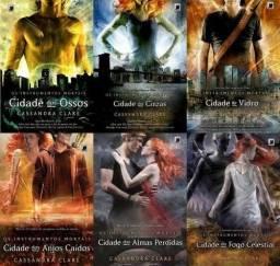 COLEÇÃO INSTRUMENTOS MORTAIS - 6 livros