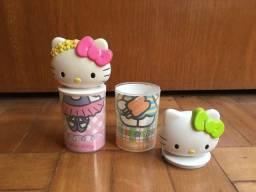 Potinhos boneca Hello Kitty (colecionador)