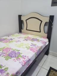 Cama de solteiro + colchão