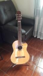 Excelente violão Hofman