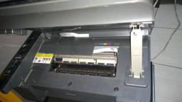 impressora epson stylus tx 105 (só liga, não funciona) com cabos