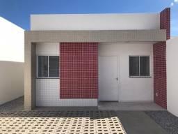 Título do anúncio: Casa pronta no Alto do Moura - Fino acabamento - 2 quartos na laje, com Muro e Cisterna