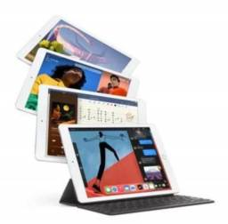 "Apple IPad 8 10.2"" Wi Fi 32gb Loja Niterói Novo Lacrado"