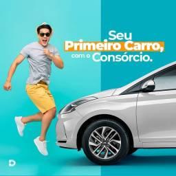 Título do anúncio: Seu carro novo com parcelas a partir de 447,00