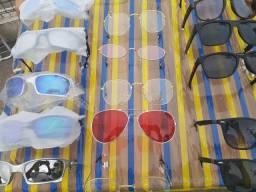 Óculos de sol e de gral