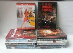 DVDs (Filmes) - Valor do lote com 14 DVDs