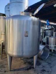 Tanque inox 316L, 2.000 litros
