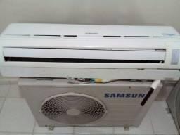 Ar condicionado Samsung de 24000 BTUs novo