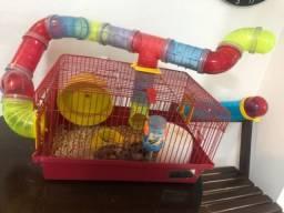 Acessórios para gaiola de Hamster