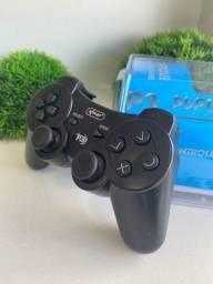 Controle de PS3 Novo Sem Fio-(Lojas Wiki)