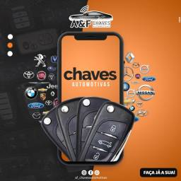 CHAVEIRO CHAVE AUTOMOTIVA