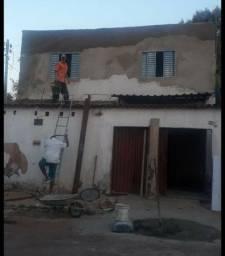 Vendo ou Troco Casa/Sobradinho por Chacara