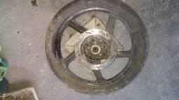 Par de rodas de liga Dafra Speed 150