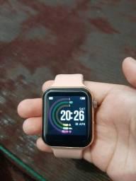 Smart watch f10 semi novo