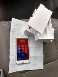 Vendo iPhone 8 novo com nota