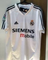 Camisa Real Madrid Zidane