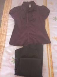 Camisa e calça social