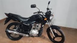 Título do anúncio: Honda CG 125 Fan KS 2009 Preta