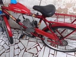 Bike Motorizada, tudo perfeito