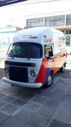 Food Truck kombi modelo 2011