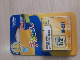 Fita adesiva etiquetadora PT80
