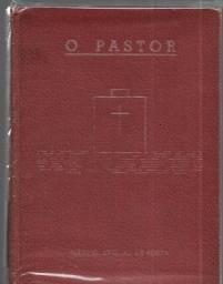 olx0048 raridade - livro o pastor - manoel avelino de souza