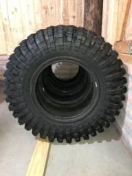 Jogo pneus trapador 37