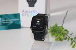 Smartwatch Amazfit GTS 2 Mini Original Preto Modos Esportes