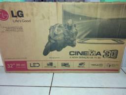 Tv LG para retirada de peças