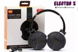 FONE HEADPHONE JBL EVEREST JB950 - WIRELESS FM RADIO MP3