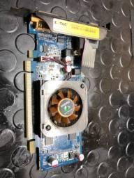 Placa de vídeo GeForce 8400Gs