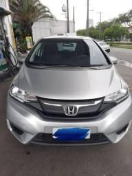 Honda Fit  LX 1.5 automático  - unica dona - impecável