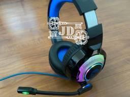 Headset gamer fone de ouvido