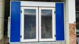 Cabine de pintura DMC