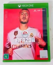 FIFA 2020 XBOX ONE NOVO!!!!