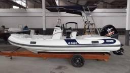 Barco Inflável Zefir G500