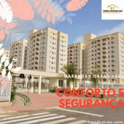 Condomínio Varandas Grand Park - Aluguel