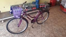 Bicicleta poti caloi tropical roxa