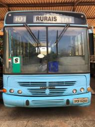 Ônibus Mercedes motor 1418